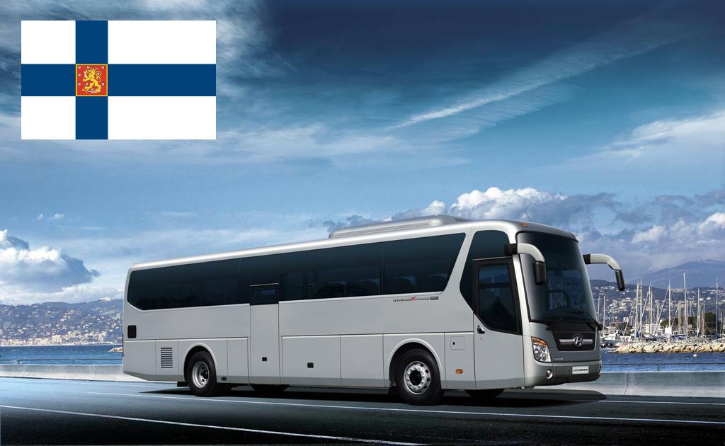 Работа в спб автобусные туры в финляндию