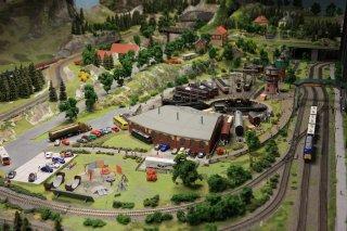 Музей железнодорожных макетов